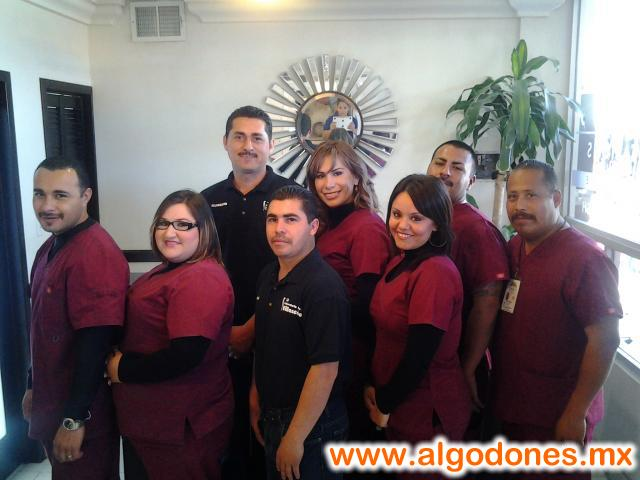 OUR TEAM in Los Algodones