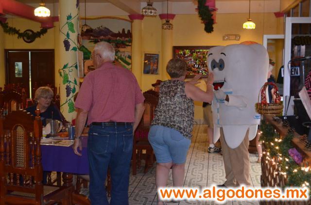 Rancherito Restaurant in Los Algodones