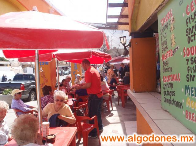 MARISCOS EL PAISA in Los Algodones