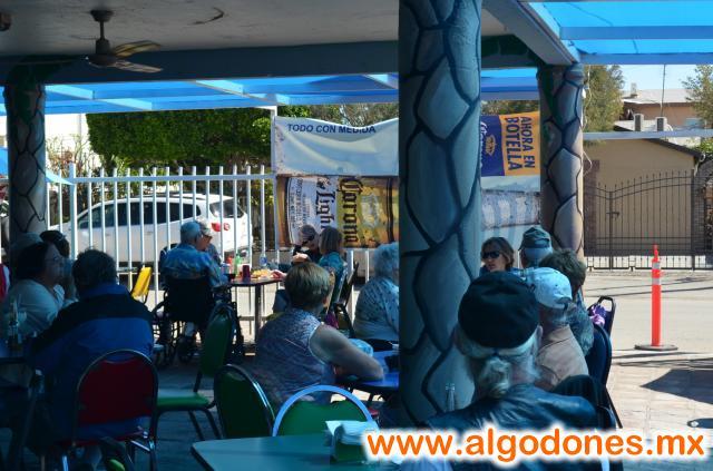 La Parrilla Restaurante - Bar in Los Algodones