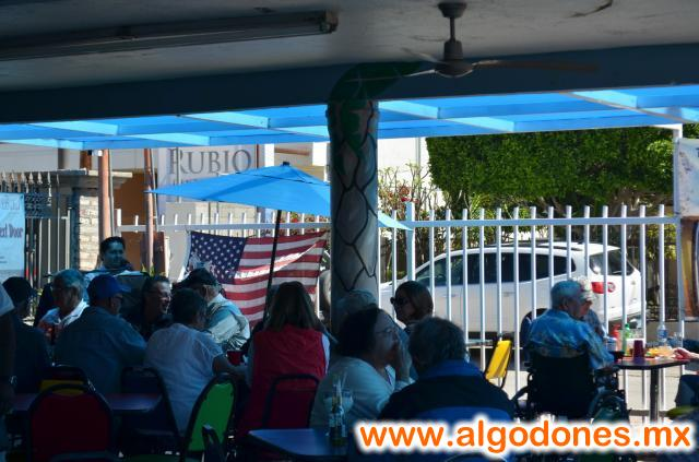 La Parrilla Restaurante - Bar in Los Algodones