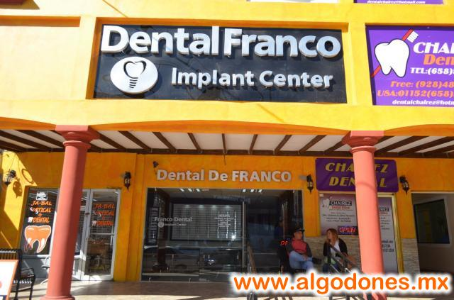Los Algodones Mexico Dental Capital Of The World Molar City