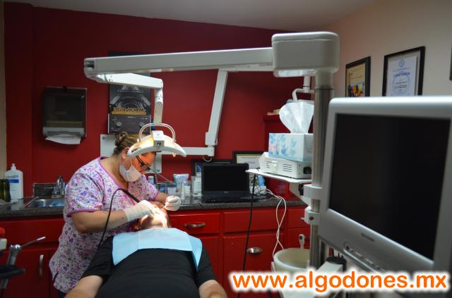 Chip Dental in Los Algodones