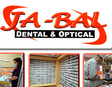 JA BAL optical and dental