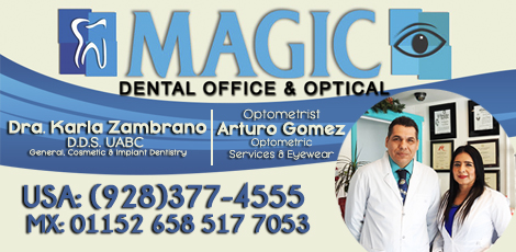 MAGIC-Dental-Office-&-Optical-Karla-Zambrano-DDS----Arturo-G.-Optometrist