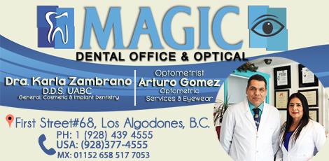 MAGIC-Dental-Office-&-Optical---Dra.-Karla-Zambrano-DDS----Arturo-G.-Optometrist